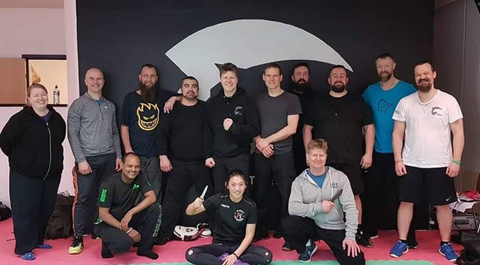 EDGED WEAPONS DEFENCE